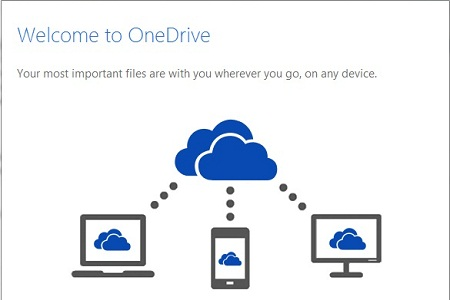 OneDrive One place for everything in your life