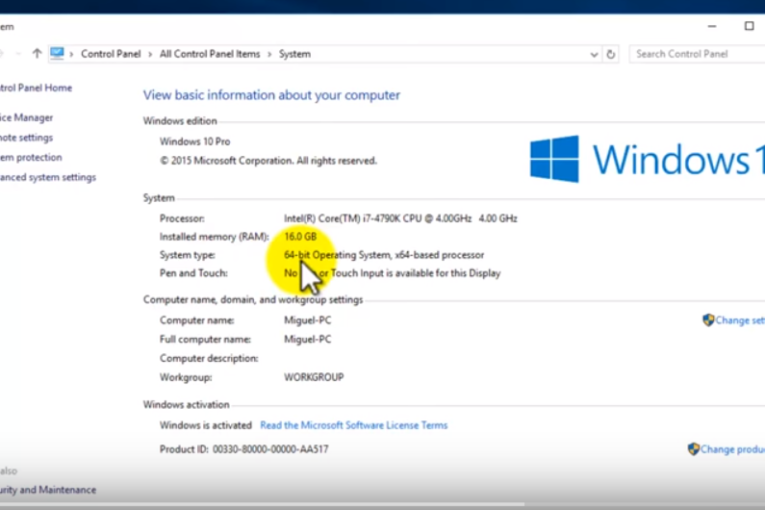 How to Install Windows 10 on my computer or laptop